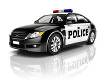 police-car-white-background-37510132
